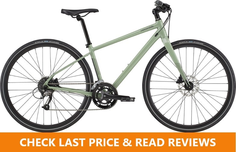 Cannondale Quick Disc 3 Women bicycle review