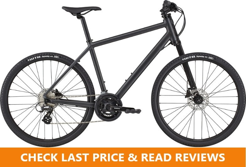 cannondale bad boy 3 hybrid bike review