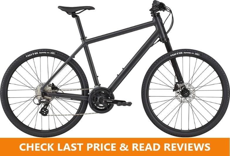cannondale bad boy 3 hybrid bike review
