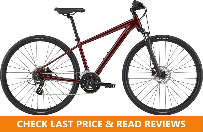 cannondale hybrid bike althea 3 lady review