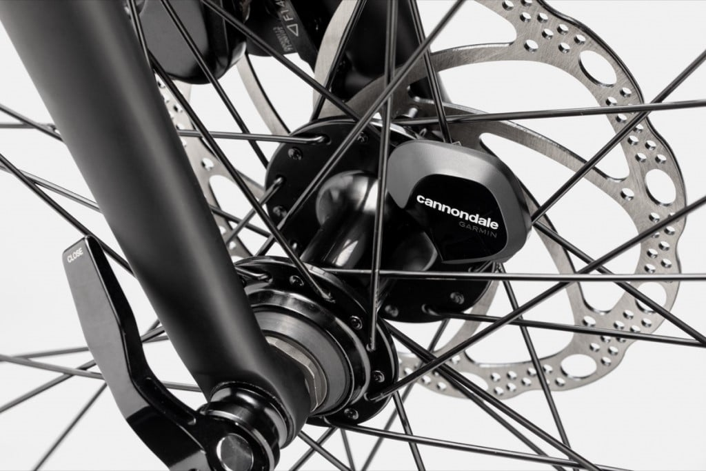 cannondale hybrid bike disc brake