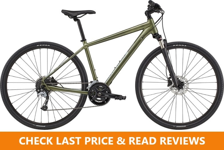 cannondale quick CX2 hybrid bike review