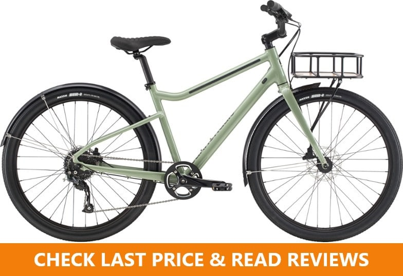 cannondale treadwell EQ lightweight bicycle