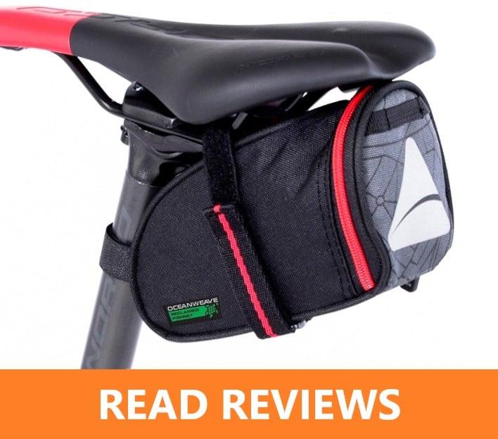 Axiom bicycle Seat Bag Seymour Oceanweave Wedge