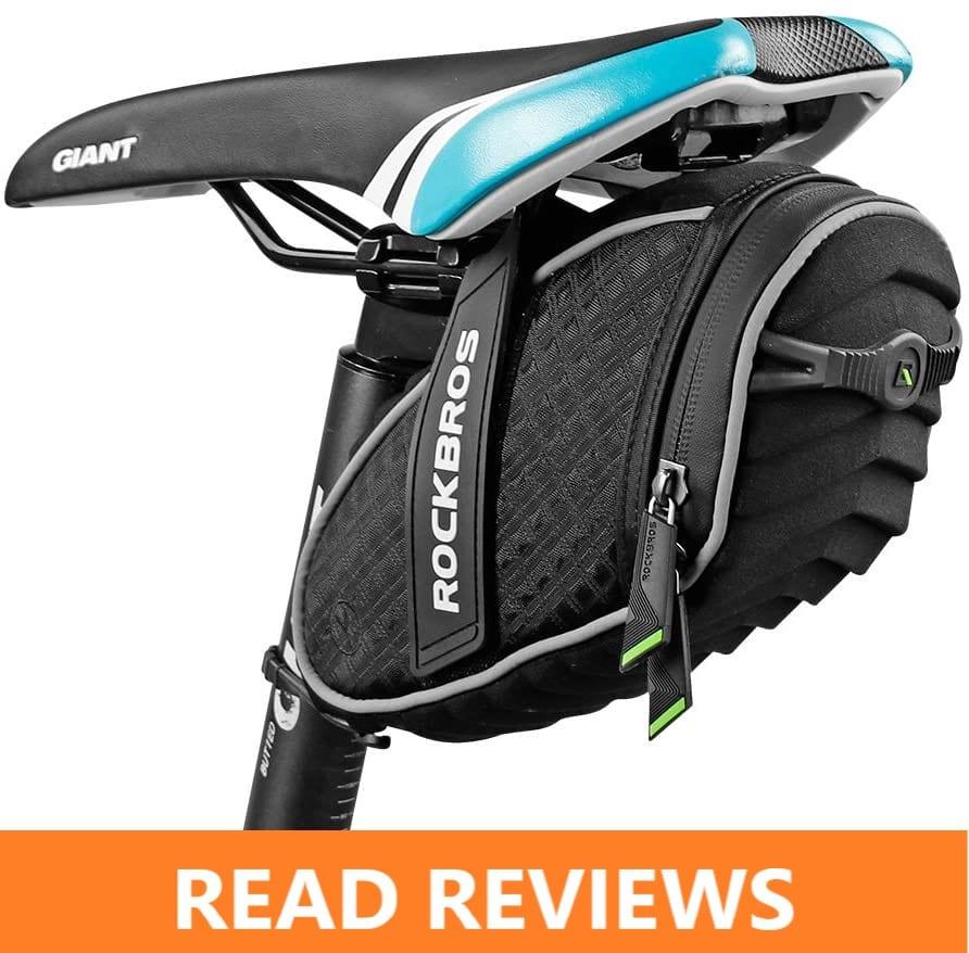 ROCKBROS Bike Saddle Bag Waterproof
