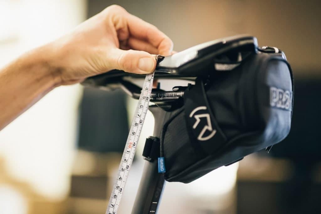 how to choose bike saddle bag