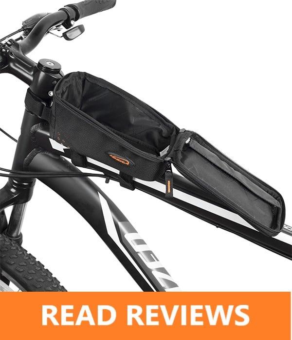 Ibera Bicycle Top Tube Phone Bag