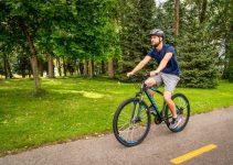 schwinn gtx hybrid bike riding test