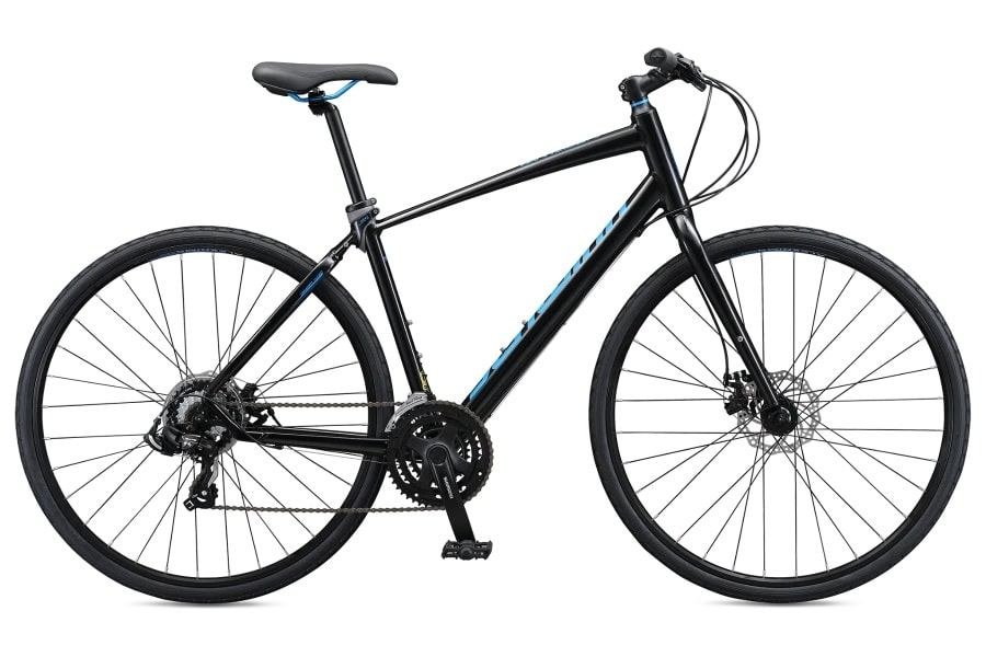 schwinn vantage hybrid bike compared