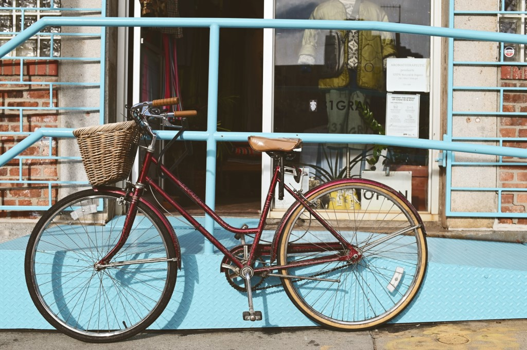 second hand hybrid bikes