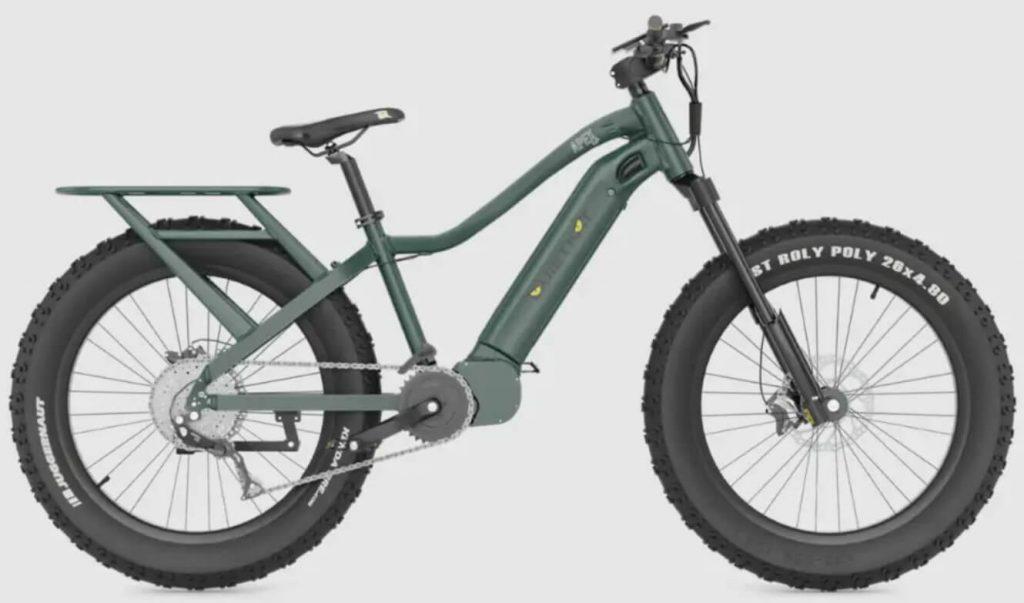 Quietkat Apex Hunter Package best e-bike for hunting