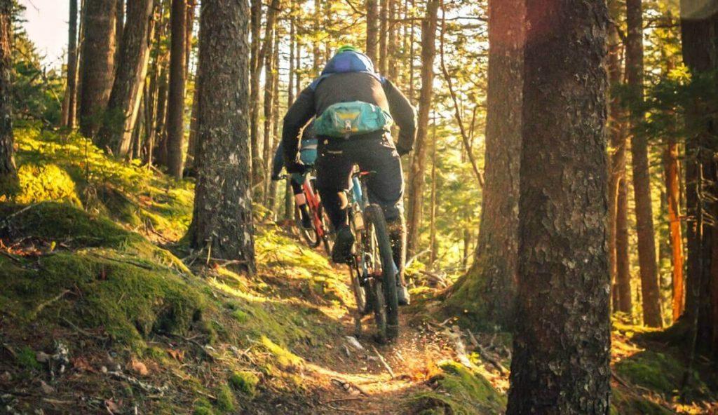 Hybrid bike off road tires