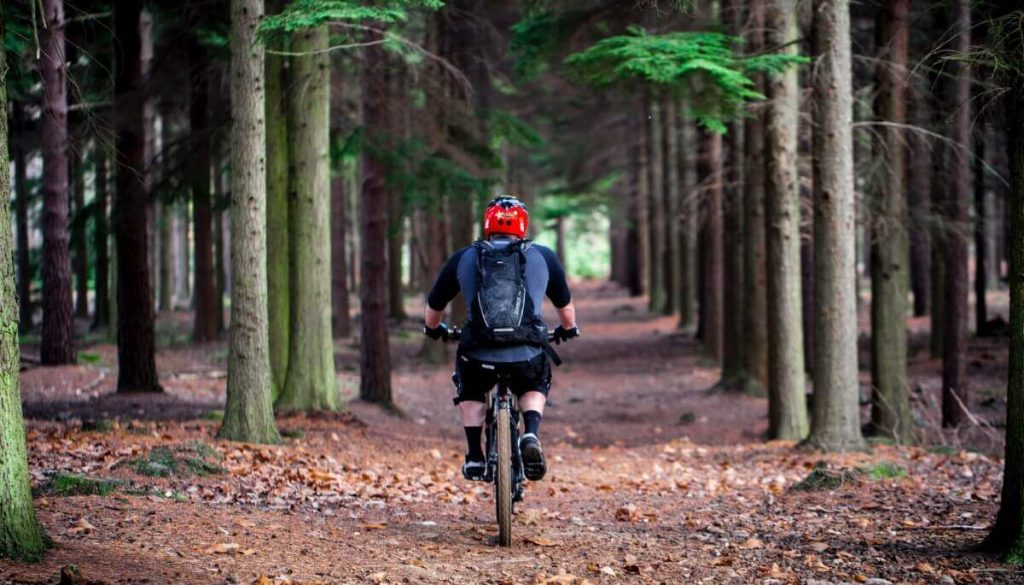 Tips on can you ride a hybrid bike on trails