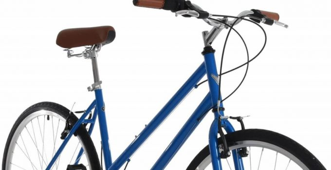 Vilano Retro City Commuter women's hybrid bike