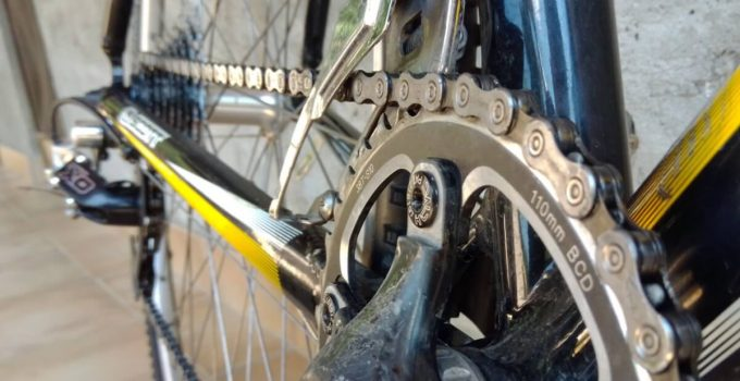 How to tighten a bike chain tutorial