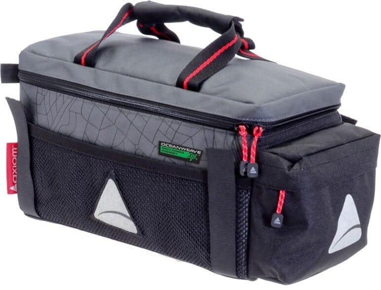 Axiom bike trunk bag