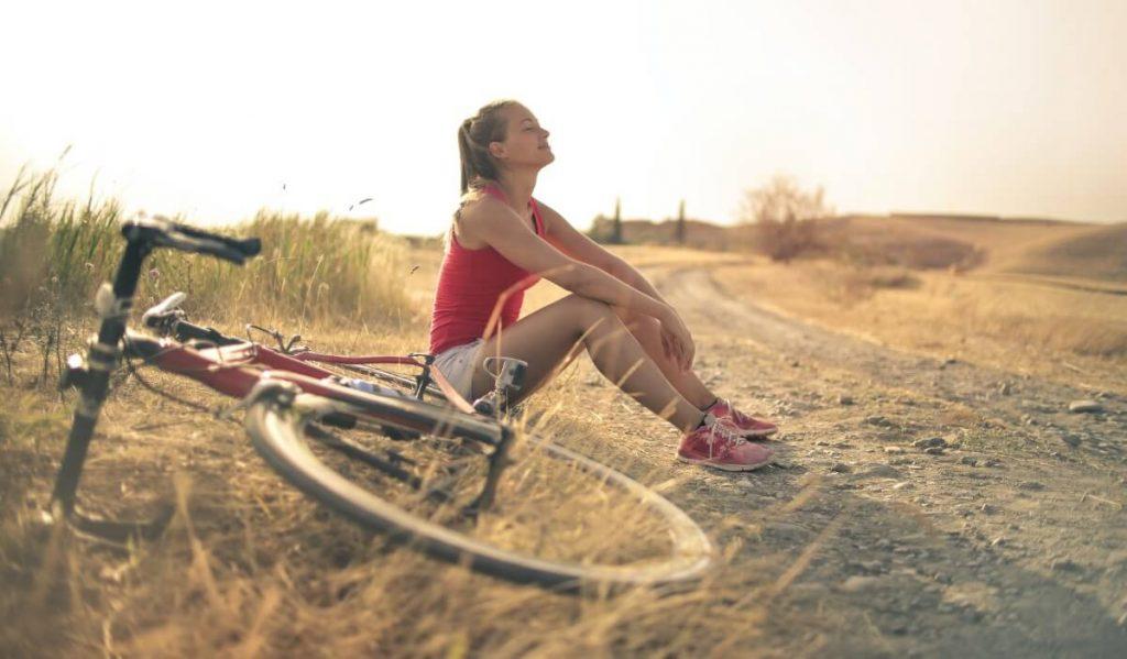 bike touring ride