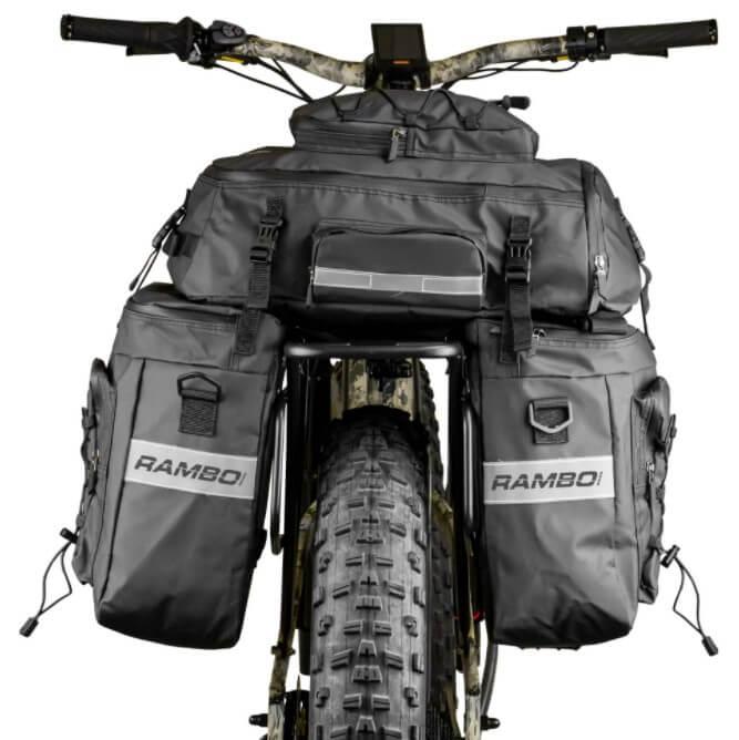 Electric Hunting Bike Accessories bag