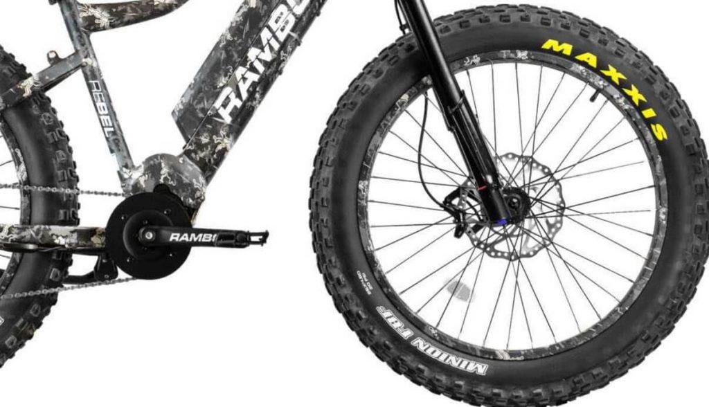 Rambo rebel hunting e-bike tires