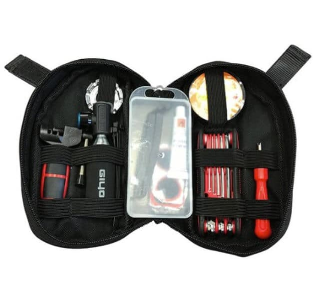Rambo tool kit for trip