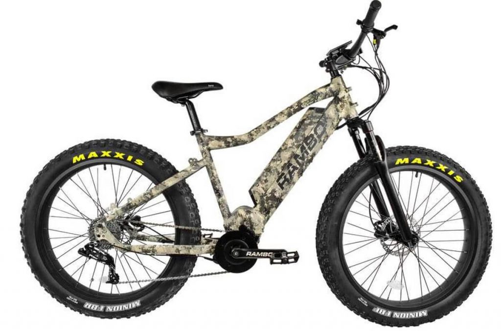 Rambo nomad electric bike review