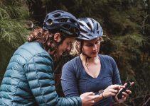 Stylish bike helmets for women and men