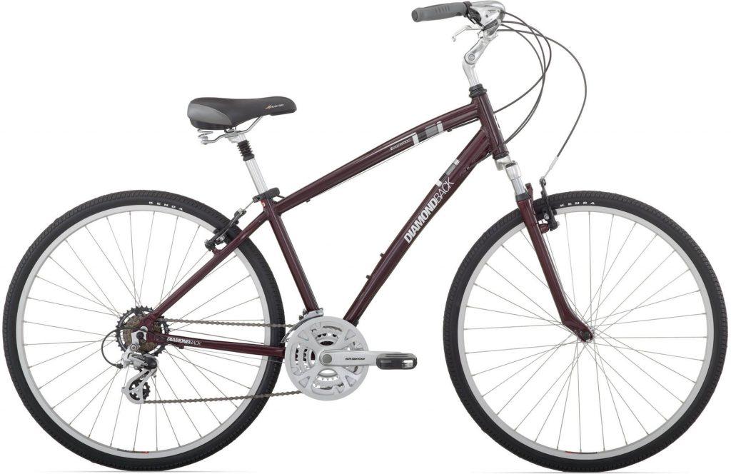 Edgewood Hybrid Bike diamondback